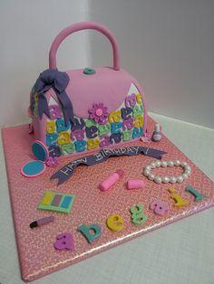 handbag cake - Google Search