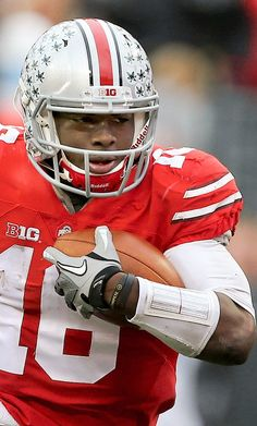 J.T. Barrett #16 } ******************* Ohio State Football } #Buckeyes #GoBucks