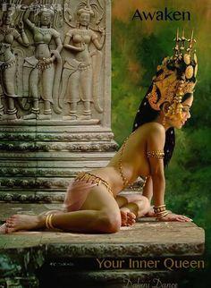 Awaken you inner queen ~ via fb Dakini dance