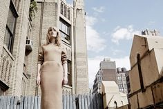 Manuela Frey for Ladies Magazine by Alan Gelati
