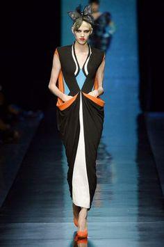 Jean paul gaultier fashion week 2014 París.