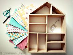 3. Befor cutting - Cinnamon Home DIY - Bloomingville