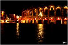 Arena di Verona (The Verona Arena), Verona, Italy