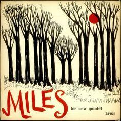 Miles his new quintet