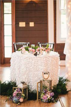 Clic Sweetheart Table Ideas Weddings Bridal Wedding Centerpieces Decorations