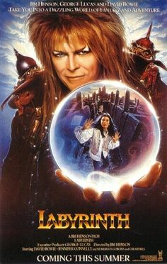 From the 80's: The Labyrinth