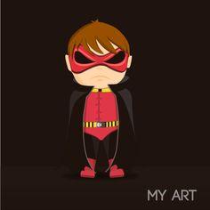 Super-heroe by Claudiomyart