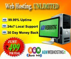 web hosting start just @499