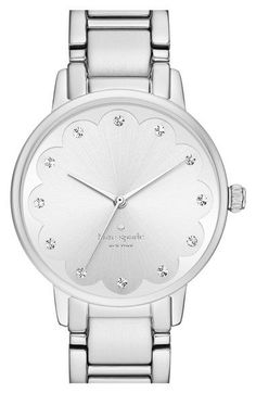 kate spade new york 'gramercy' bracelet watch, 34mm available at #Nordstrom