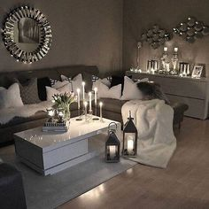 """""""Candlelit dinner here! ✨"""""""