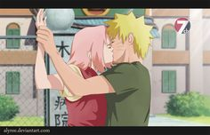 – Baka Naruto!! *tak* – Not this time. ***** Sakura as usual wanted to hit him, but Naruto was faster. Final episode of Naruto Shippuuden! Hope you will like it. ) ----- Just to note: i...