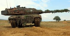 Staring Greek beast Leopard 2A6HEL, July 2017. Military Armor, Panzer, Warfare, Military Vehicles, Restoration, Greek, Army, World, Modern