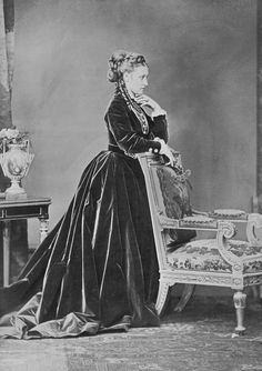 Princess Louise, March 1868 [in Portraits of Royal Children Vol.11 1867-68]   Royal Collection Trust