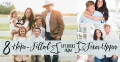 Joanna Gaines offers wonderful, hope-filled life hacks in her newest book, Magnolia Story that we're super excited to explore.