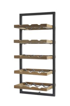SHELFMATE WINERACK Type E | by d-Bodhi