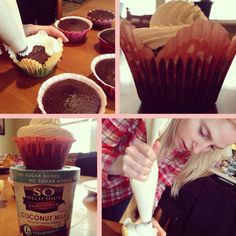 Make cupcakes better than store bought! & prettier too!