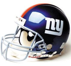 NYG all day baby!