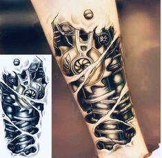 d9354ea02 11 Best Cyborg Tattoo images in 2018 | Cyborg tattoo, Chip tattoo ...