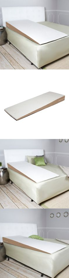 wedges and bed positioners avana superslant full length acid reflux bed wedge pillow with bamboo