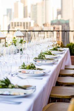rooftop al fresco dining #TEGxKJwinenights —@TheFoxandShe