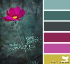 Подборка гармоничных сочетаний цветов. Обсуждение на LiveInternet - Российский Сервис Онлайн-Дневников