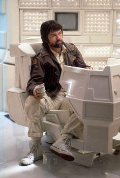 Alien - Tom Skerritt as Dallas Alien 1979, Alien Film, Film Science Fiction, Fiction Movies, Pet Sematary, Great Sci Fi Movies, Tom Skerritt, Spaceship Interior, Alien Covenant