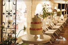 Tarta boda crema flores fondant zanahoria