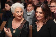 Isa Danieli e Lina Sastri #Actress #Napoli #Naples #Teatro #Theater #MadeinItaly #Celebrities