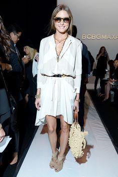 Las mejor vestidas de la semana - Olivia Palermo - BCBG Max Azria