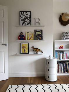 Farrow & Ball Paint Colors in meinem Haus - nur ein kleiner Build Playroom Paint Colors, Boys Bedroom Colors, Boys Bedroom Paint, Kids Room Paint, Bedroom Color Schemes, Paint Colours, Bedroom Ideas, Farrow Ball, Farrow And Ball Paint