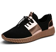 New 2017 Spring Autumn Breathable Paillette Shoes Women And Men Flats Lace-up Fashion Womens Casual Shoes Plus Size 42 Brand Sho