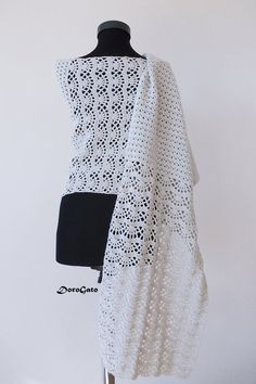 Hey, I found this really awesome Etsy listing at https://www.etsy.com/listing/197154009/pdf-download-crochet-shawl-pattern-stole