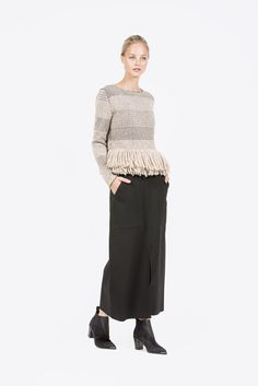 Crewneck Pullover by Rachel Comey @ Kick Pleat - 8