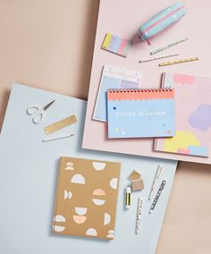 Discover super cute stationery for the school year