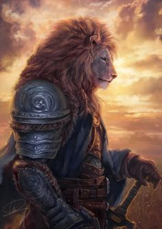 But the Lord is with me like a mighty warrior. -Jeremiah LionKing by Edwardckkk <<. Bible verses with fantasy art. Furry Art, Arte Furry, Character Concept, Character Art, Lion Wallpaper, Photo Chat, Lion Art, Lion King Art, Fantasy Kunst