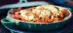 Top Casserole Recipes from Food Network Canada; your recipe source for cooking Chicken, hash brown and Tuna Casseroles. Baked Pasta Recipes, Crock Pot Recipes, Casserole Recipes, Baking Recipes, Chicken Recipes, Beef Casserole, Tomato Pasta Bake, Chicken Pasta Dishes, Food Network Canada