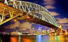 10 Best Cities to live in  7. Sydney, Australia (96.1)