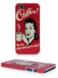 Coffee Lady Saying iPhone 5 Case - Retro Comics Popular Back Cover Case for iPhone 5 5S  #quotecases #funnyquotes #apple #iphone5case #iphone #covers #retrocomics #iphonecase #popular #cute #awesome #photography #photooftheday #bestphoto #case $3.95