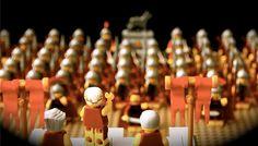 The Triumph #Lego #Rome