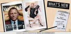 L'ultimo numero di Vanity Fair presenta la pochette in pelle tempestata di borchie e pietre di Ash. Completa il tuo outfit rock con l'accessorio del momento. #ashitalia