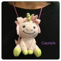 Unicorn.  Capstyle Unicorn Coming Soon. It is a unicon necklace, magnet, and more.   #unicorn #cute  #kawaii  www.facebook.com/mycapstyle