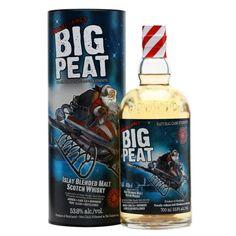 Douglas Laing Big Peat Christmas 5th Edition Whisky 70cl  £46.99