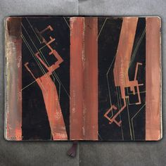 On the ruin _ Drawing, 2016 _Mariasun Salgado Artist Journal, Artist Sketchbook, Art Drawings, Drawing Faces, Digital Painting Tutorials, Illustration Art, Art Illustrations, 3d Artwork, Op Art