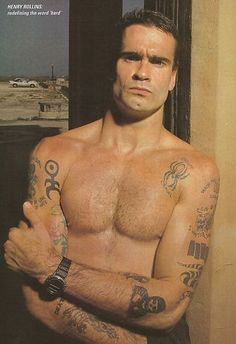 henry rollins stand up