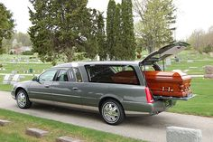2008 Cadillac DTS. By Bennet Funeral Coaches
