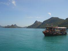 Angthong Marine Park, Koh Samui, Thailand. Photo: Pat Hinsley