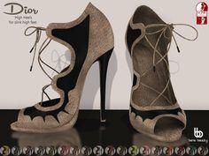 Dior High Heels | Flickr - Photo Sharing!