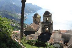 Ravello, Italy. Amazing place to visit.