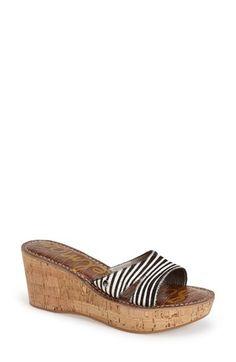 Sam Edelman 'Reid' Wedge Sandal