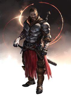 Fantasy Concept Art, Fantasy Character Design, Character Concept, Character Inspiration, Character Art, Fantasy Races, Fantasy Armor, Medieval Fantasy, Dark Fantasy
